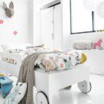 Dimensiunea paturii pentru copii: cum sa o alegeti pe cea perfecta